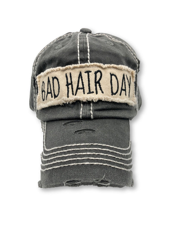 J. Parkes Ltd., Bad Hair Day Ball Cap, [product_variant], J. Parkes Ltd.,