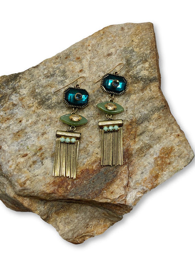 Elements Waterfall Earrings