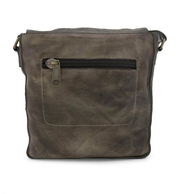 Venice Beach Taupe Crossbody Bag