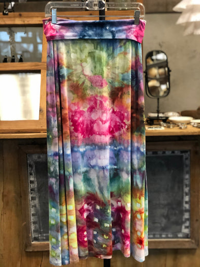 J Parkes Hand Dyed Skirt (2)
