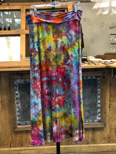 J Parkes Hand Dyed Skirt (4)