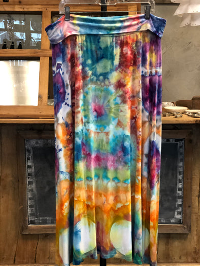 J Parkes Hand Dyed Skirt (5)