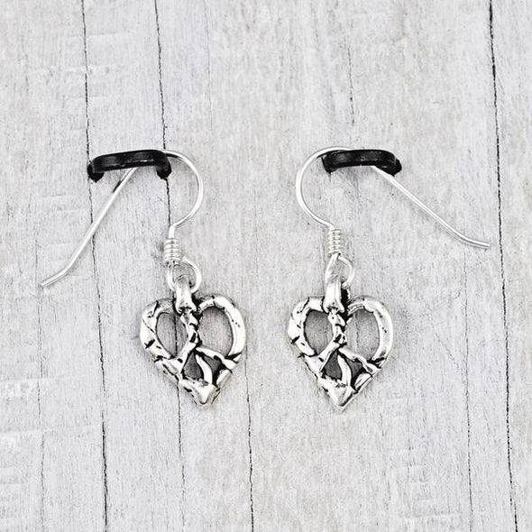 Island Cowgirl  Love & Peace Earrings