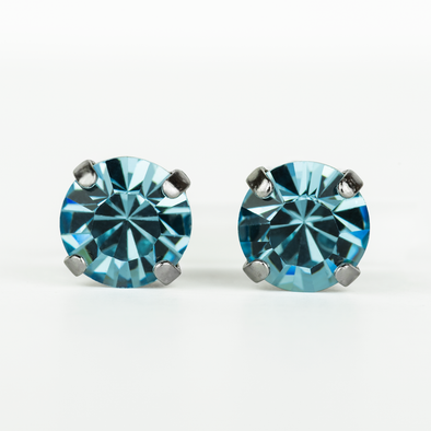 Mariana Stud Earrings (SE1)  AQUA MARINE