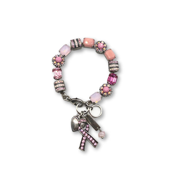 Mariana Breast Cancer Bracelet