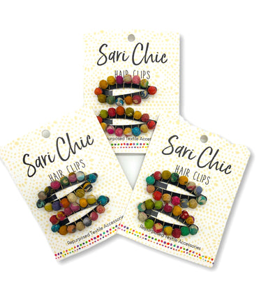 Sari Chic Hair Clips