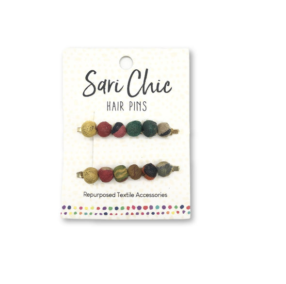 Sari Chic Small Hair Pins