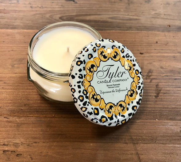 Tyler 3.4 oz. Candle - FEARLESS