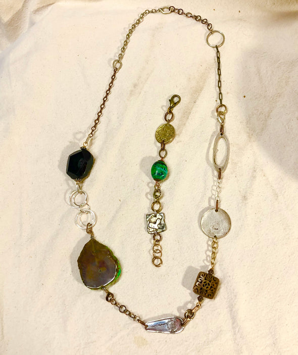 J Parkes Mixed Media Art Necklace (29)