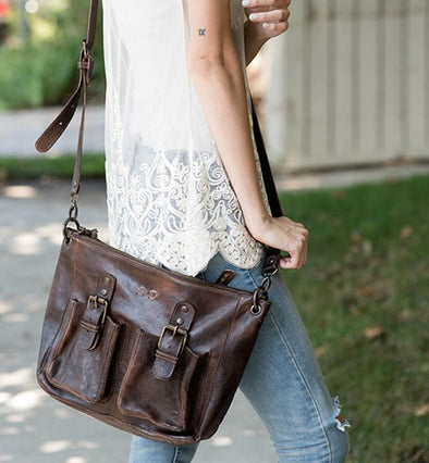 Parton Leather Crossbody