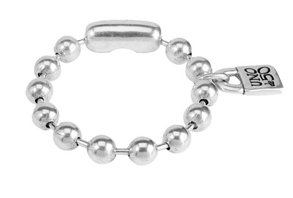 J. Parkes Ltd., UNOde50 Large Ball Chain Bracelet, [product, type], J. Parkes Ltd.