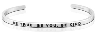 Be True Be You Be Kind Mantra Band