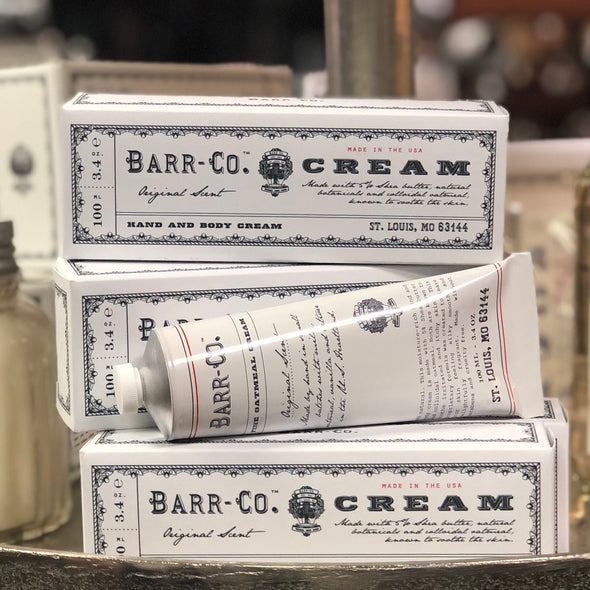 Barr-Co. Hand & Body Cream