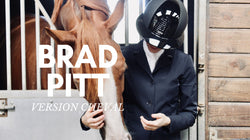 Brad Pitt version cheval !