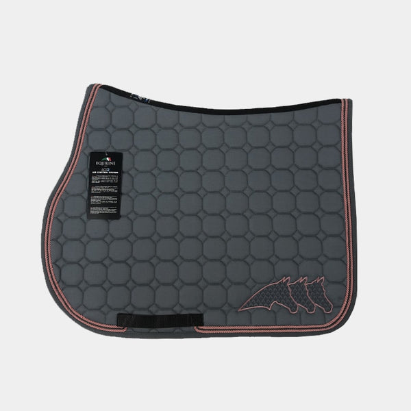 Equiline - Tapis de selle Octagon Wang