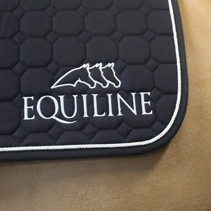 Equiline - Tapis de selle Outline | - Ohlala