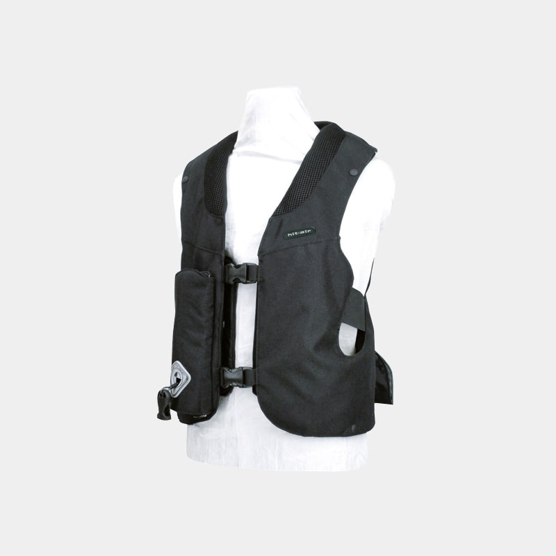 Hit Air - Gilet Enfant Noir | - Ohlala
