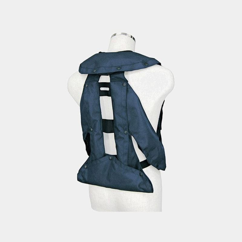 Hit Air - Gilet Complet marine | - Ohlala