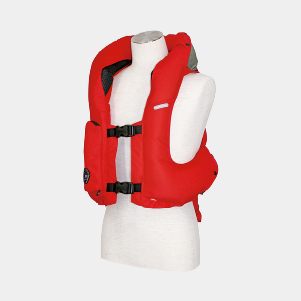Hit Air - Gilet Complet rouge