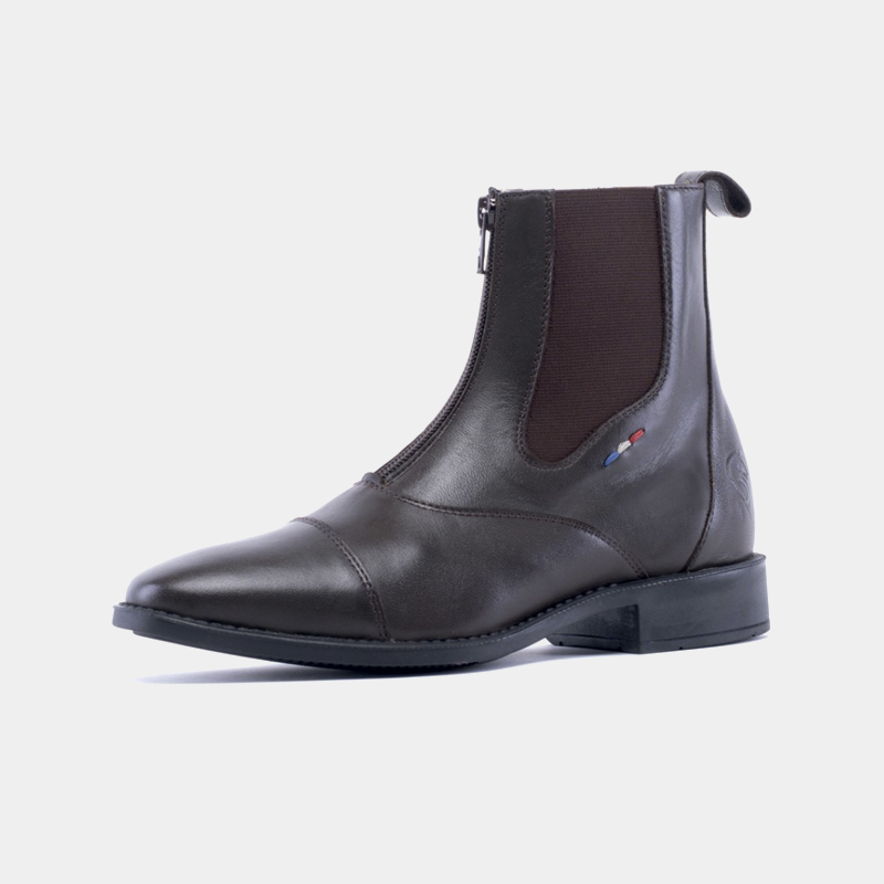 Rectiligne - Boots Ordessa | - Ohlala Sellerie