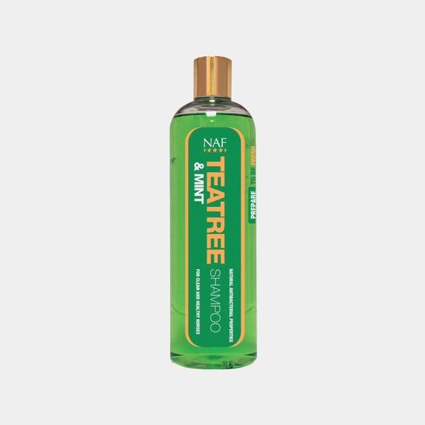 NAF - Shampoing Teatree & Mint | - Ohlala Sellerie