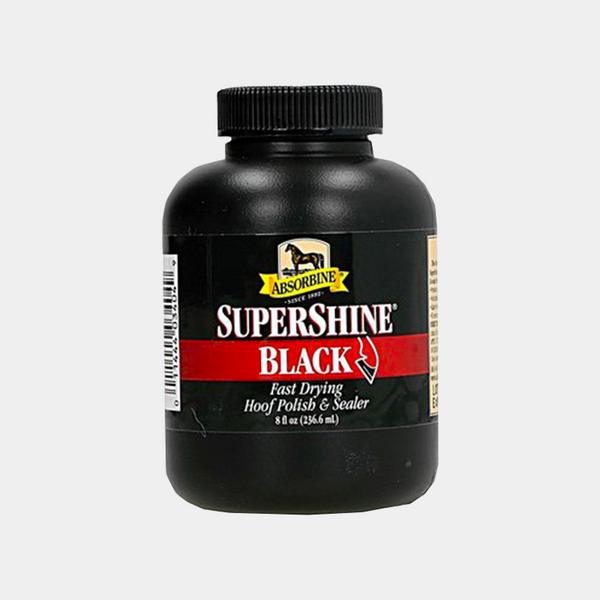 Absorbine - Vernis Supershine black
