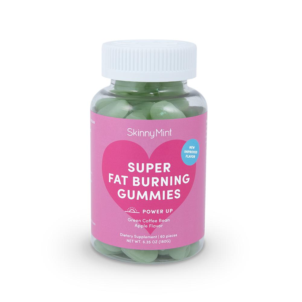 Power Up Fat Burning Gummies