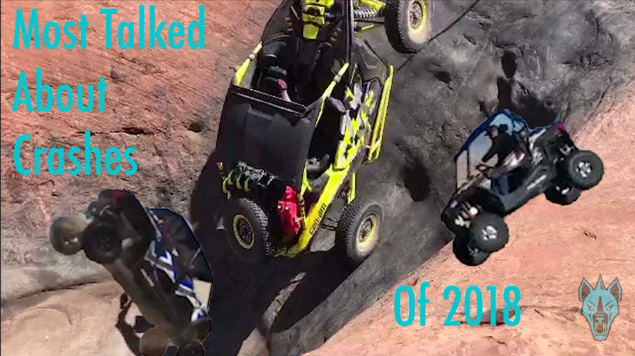 UTV Crash Compilation – Most Talke About Crashes of 2018