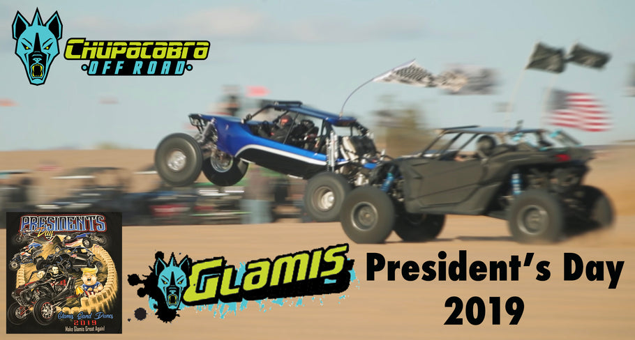 Glamis – President's Day Weekend 2019
