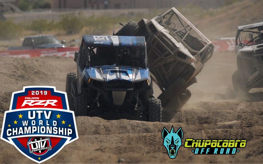 2019 UTV World Championships – 419 Racers Going for the Win!