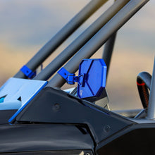 Load image into Gallery viewer, Cuero Side Mirrors Can Am Maverick X3 Premium Aluminum w/Direct & Roll Cage Mounts