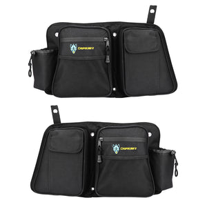 Chupacabra Offroad RZR Rear Door Bags