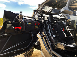 Can Am X3 Rear Door Bags 2017-2021 - Set of Two Right & Left