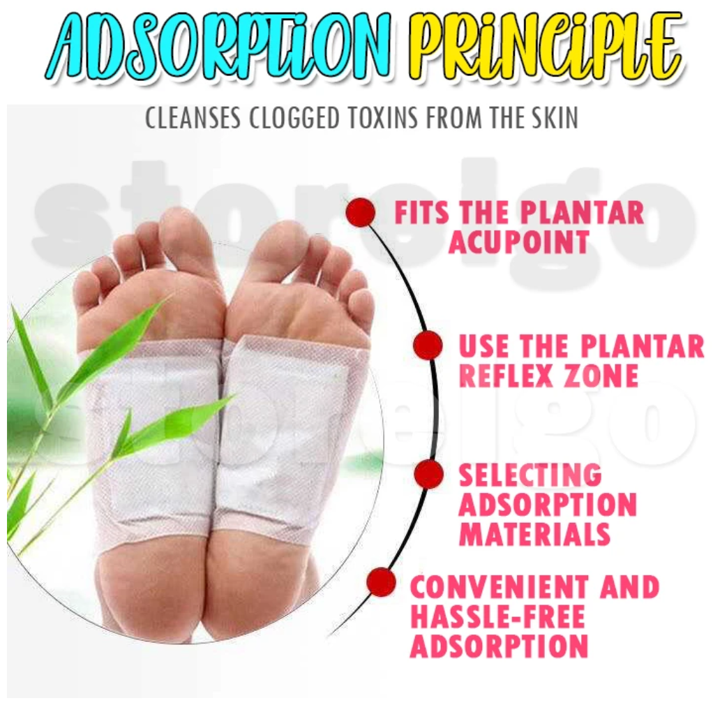 Foot Care Magic Patches (10 Patches)