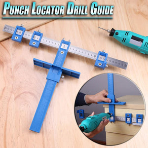 Punch Locator Drill Guide