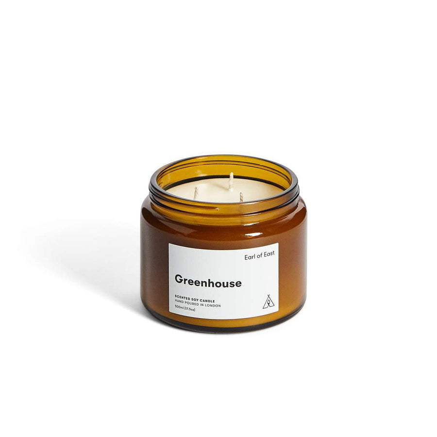 Earl of East • Greenhouse Candle • Large