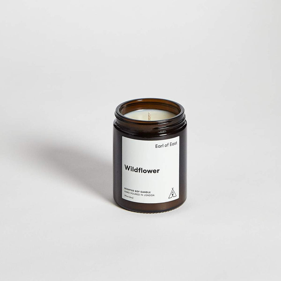 Earl of East • Wildflower Candle • Small