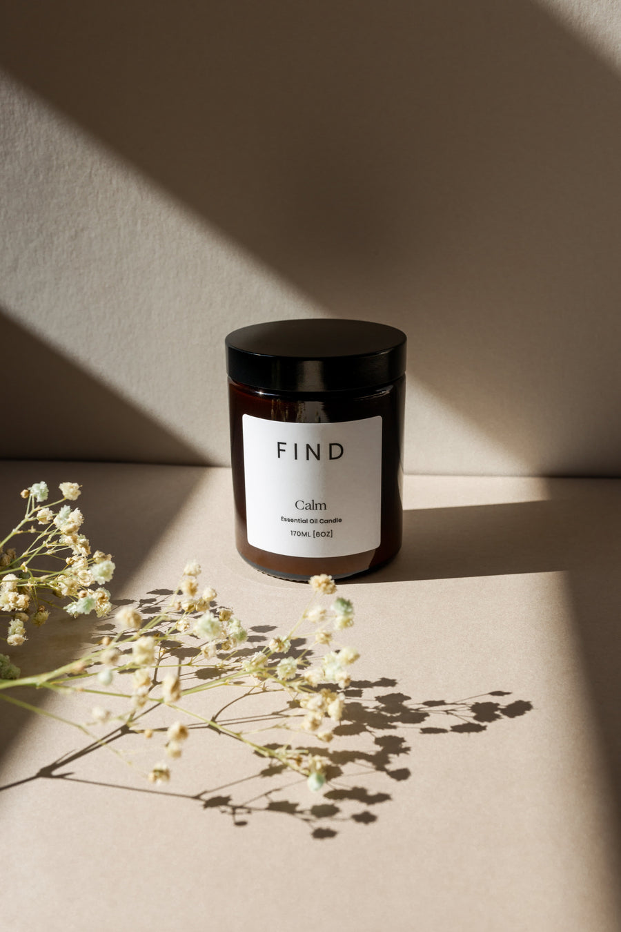 Find • Find Your Calm Candle