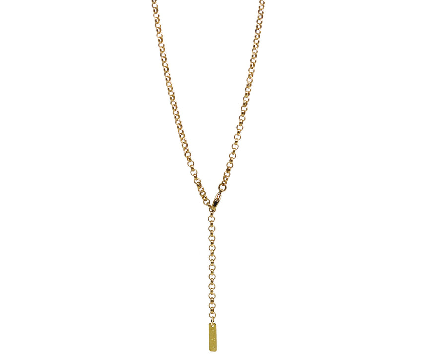 Fremdformat • Jascha Necklace • Gold Plated