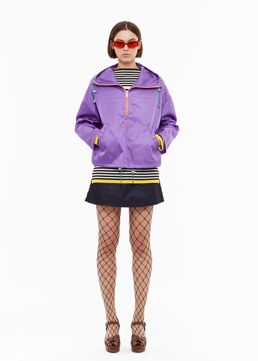 treen-self-cinema-recycled-nylon-anorak-purple