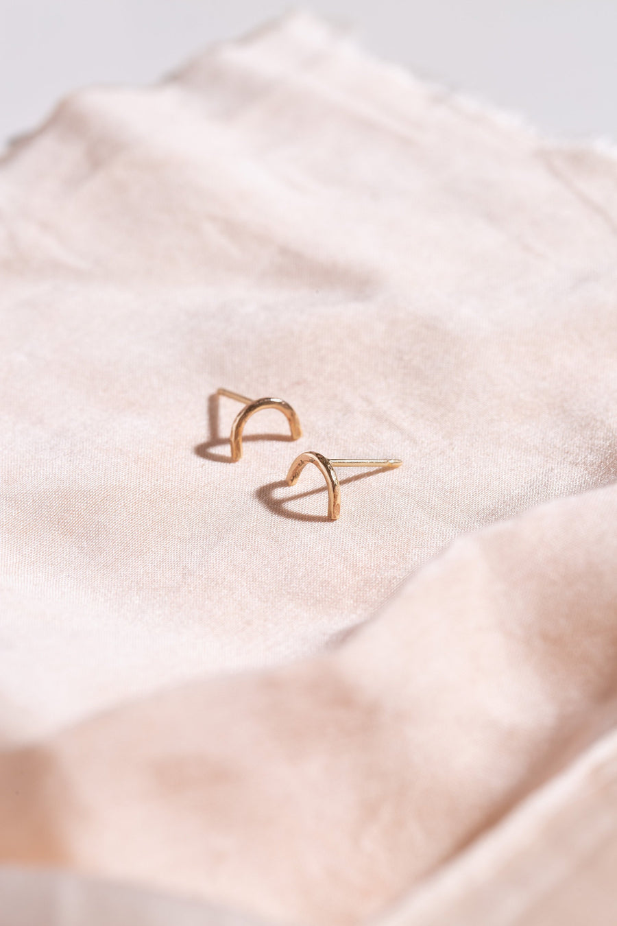 Studio Adorn • Arc Studs • Gold