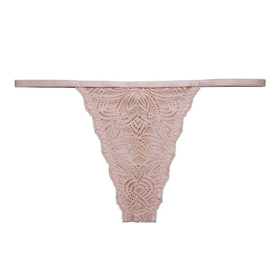 Underprotection • Luna String  • Light Beige