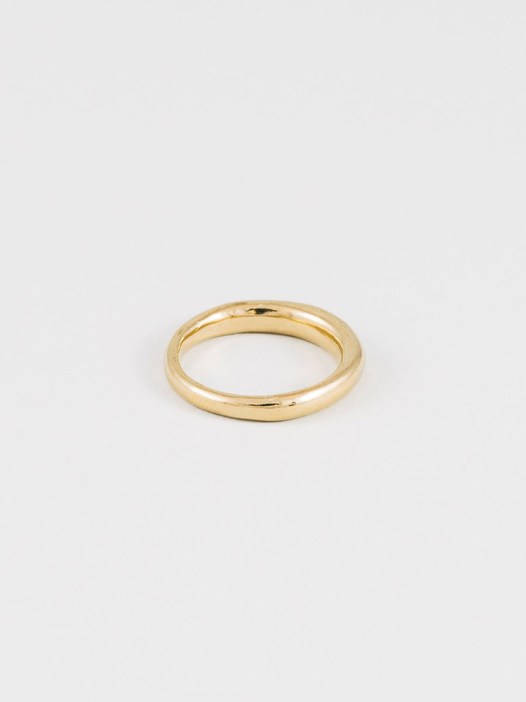 Wolf Circus • Emeile Ring • Gold