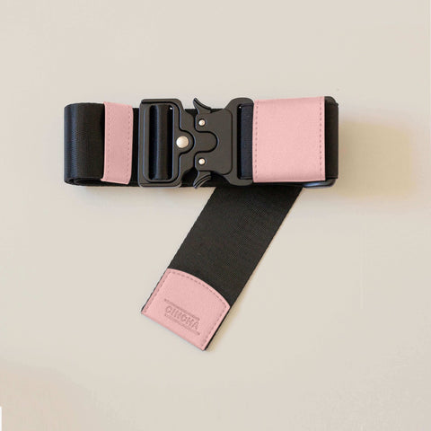 Travel Belt Luggage Strap Cincha Travel Bubble Gum