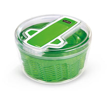 Load image into Gallery viewer, Zyliss Swift Dry Green Salad Spinner Large