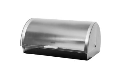 Bread Bin Frosted Roll Top Avanti