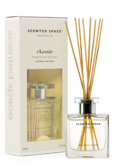 Scented Space Lime Leaves Diffuser 100ml