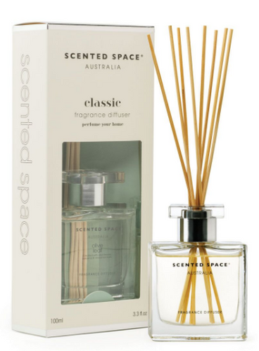 Scented Space Olive Leaf Diffuser 100ml