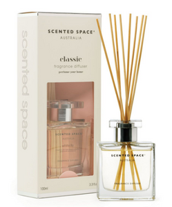 Scented Space White Lily Diffuser 100ml