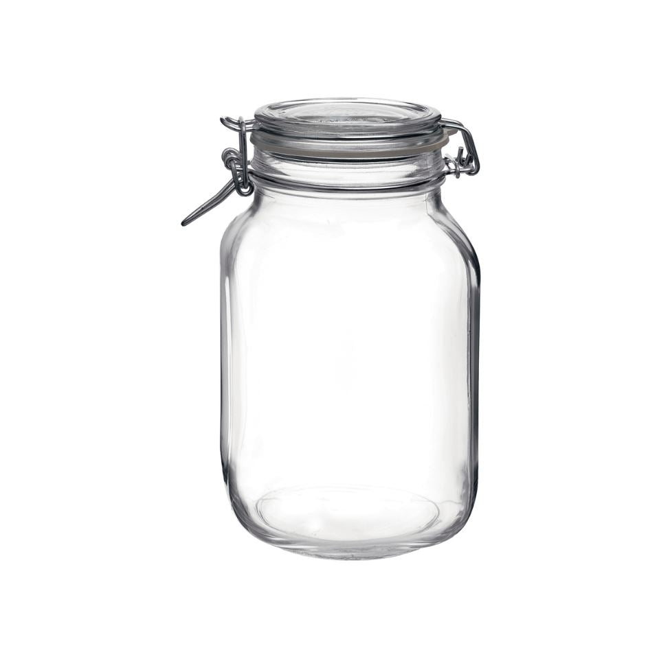 Fido Glass Storage Jar 2L